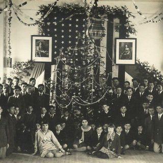 Proslava Božića, Vranje,1933.