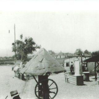 Sve Frotingamove zgrade u Vranju od 1921. imale su vodovod iz sopstvenog bunara. (Vranje je dobilo vodovod 1956.)