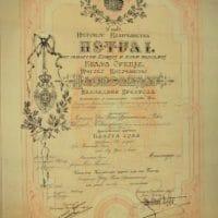 Orden Belog orla Džonu Frotingamu- Solun 1917.